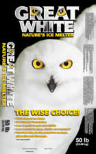Great White® Ice Melt