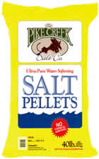 Pike Creek Salt Pellets Water Softener Salt